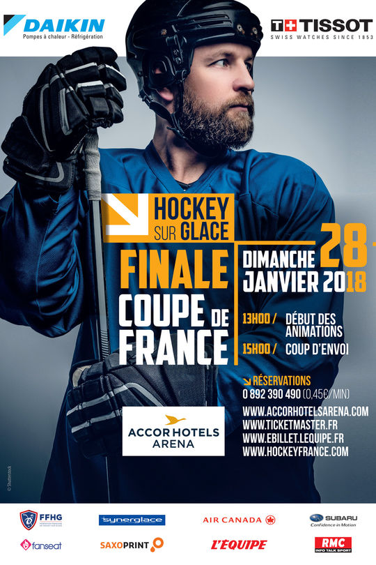 Finale coupe de france de hockey 2018 sport weclap - Finale coupe de france hockey ...