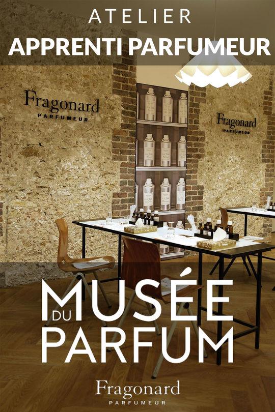Atelier Apprenti Parfumeur Musée Du Parfum Fragonard Culture