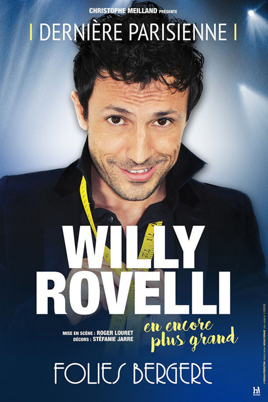willy rovelli en grand